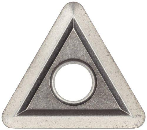 Sandvik Coromant TNMG 333-23 H13A H13A Grade, Uncoated, Triangle Shape, 23 Chip Breaker, 333 Insert Size, 0.1875