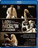 ショスタコーヴィチ:ムツェンスク郡のマクベス夫人 [Blu-ray]