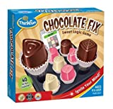 Chocolate Fix Board Game (Colors And Parts May Vary) by ThinkFun [Toy]