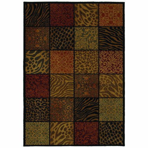 Shaw Living Kato Area Rug Collection 3 Foot 10 Inch By 5 Foot 4 Inch 76589