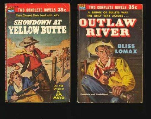Showdown at Yellow Butte, Jim Mayo