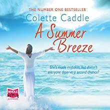 A Summer Breeze (       UNABRIDGED) by Colette Caddle Narrated by Deirdre O'Connell
