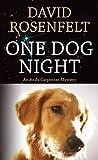 One Dog Night (Thorndike Press Large Print Core Series)