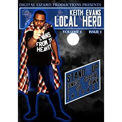 "Keith Evans ""Local Hero"""