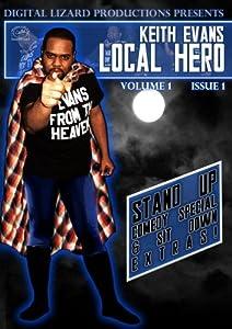 "Keith Evans ""Local Hero"""