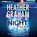 The Night Is Alive: Krewe of Hunters, Book 10 (       UNABRIDGED) by Heather Graham Narrated by Luke Daniels