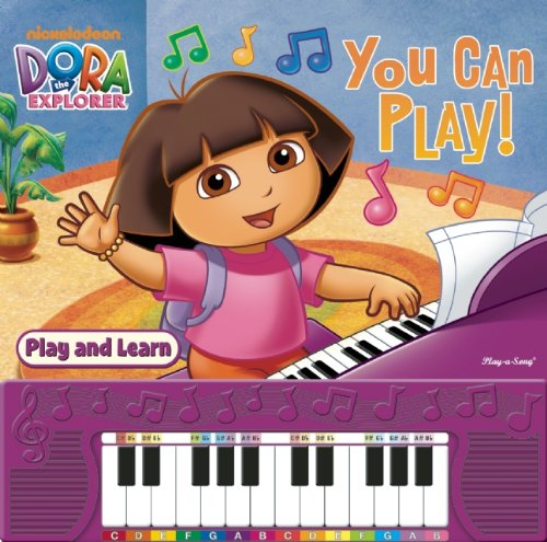 Nickelodeon Dora The Explorer: Play And Learn front-743834