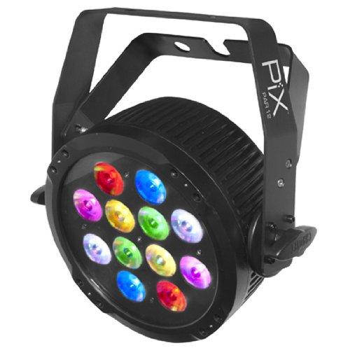 Chauvet Pixpar 12 Compact Tri Color Led Wash Fixture
