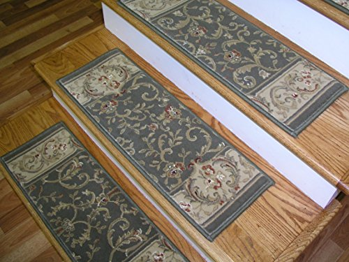 174380 - Rug Depot Premium Carpet Stair Treads - 26