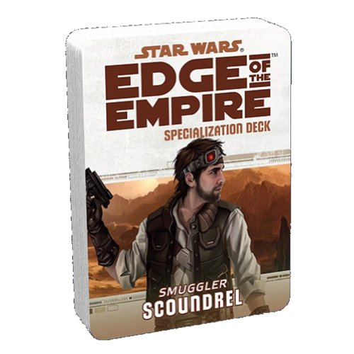 Star Wars: Edge of the Empire: Scoundrel