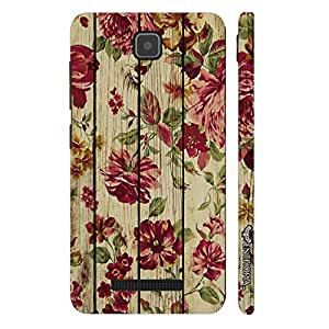 Enthopia Designer Hardshell Case Pretty Pink Back Cover for Lenovo A1900