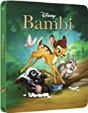 Image de Bambi - Royaume-Uni Exclusive Limited Edition Steelbook (Avec français Audio) Blu-ray