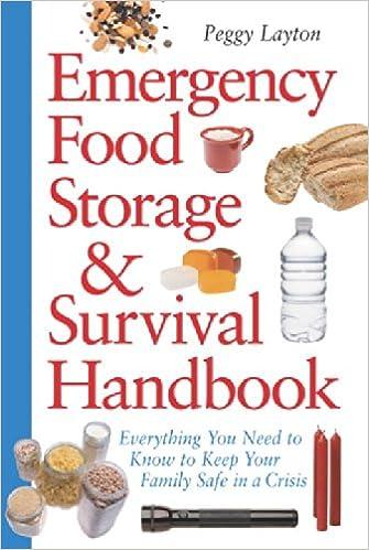 Survival book food