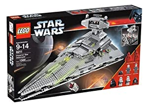 Amazon.com: Lego 6211 Star Wars Imperial Star Destroyer: Toys & Games