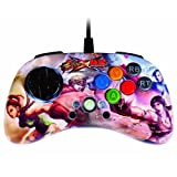 Mad Catz Street Fighter X Tekken - FightPad SD - Chun-Li & Cammy V.S. Julia & Bob for Xbox 360