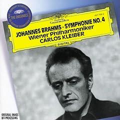 Brahms: Symphonie No. 4 / Carlos Kleiber, Wiener Philharmoniker