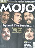 Mojo The Music Magazine, Issue 121, December 2003 (Bob Dylan / The Beatles cover)