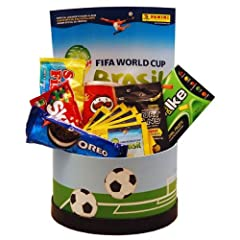 FIFA World Cup 2014 Gift Basket
