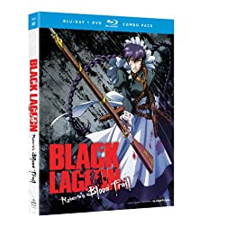 Black Lagoon: Roberta's Blood Trail [Blu-ray]