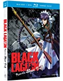 Black Lagoon: Roberta's Blood Trail [Blu-ray/DVD Combo]