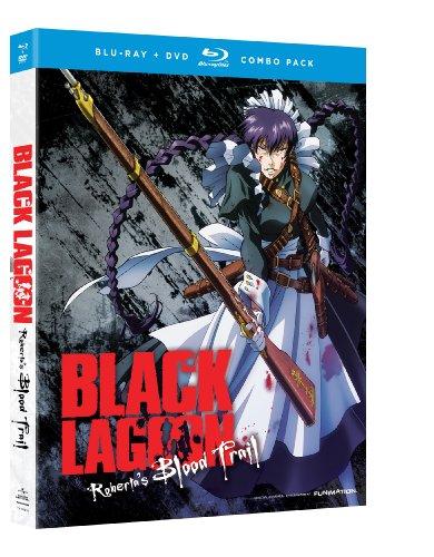 ブラック・ラグーン OVA (北米版) / BLACK LAGOON Roberta's Blood Trail (import) [DVD+Blu-ray]
