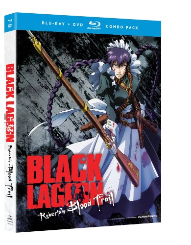 ブラック・ラグーン OVA (北米版) / BLACK LAGOON Roberta's Blood Trail (import) [DVD+Blu-ray]