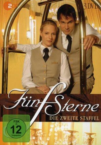 Fünf Sterne - die komplette 2. Staffel (3DVDs)