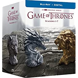 Game of Thrones: The Complete Seasons 1-7 [Blu-ray]