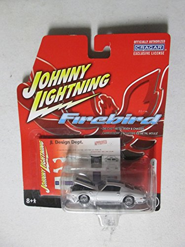 Johnny Lightning 1970 Pontiac Trans Am 1:64 White (1970 Pontiac Trans Am compare prices)