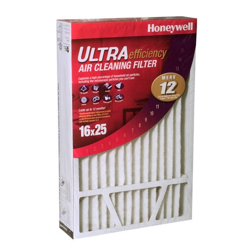 Honeywell CF200A1008 4-Inch Ultra Efficiency Air Cleaner Filter 16x25x4 Inches.