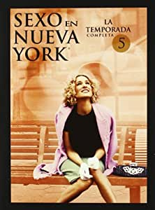 Pack Sexo en Nueva York (5ª Temporada) [DVD]
