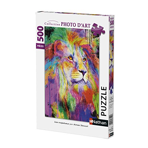 nathan-jigsaw-puzzle-500-pieces-majestic-lion-87108