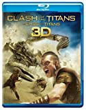 Clash of the Titans 3D [BD 3D + Blu-ray] (Bilingual)
