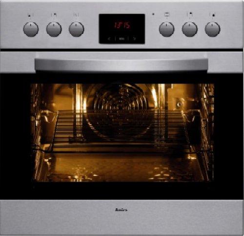 Amica EHI 12452 E / A / 0.95 kWh/Jahr / Steam - Clean / Timer / edelstahl