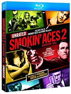 Smokin' Aces 2: Assassins' Ball [Blu-ray]