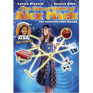 The Secret World of Alex Mack Season 1 movie