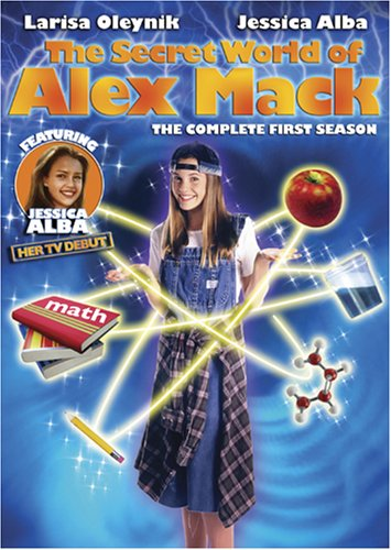 Secret World of Alex Mack - Season 1 - Secret World of Alex Mack