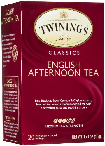 Twinings Of London English Afternoon Tea