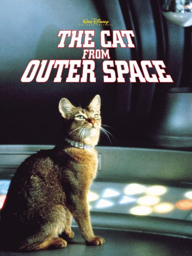 Amazon.com: The Cat From Outer Space: Ken Berry, Sandy
