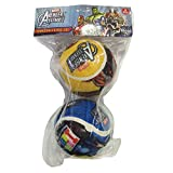 I-Toys Tennis Ball Double Set - Marvel Avengers, Multi Color