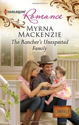Image of The Rancher's Unexpected Family