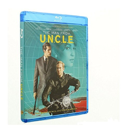 The Man from U.N.C.L.E コードネーム U.N.C.L.E. US盤Blu-ray Warner Home Video