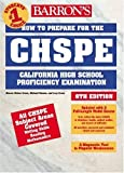 img - for How to Prepare for the CHSPE: California High School Proficiency Exam (Barron's Chspe: California High School Proficiency Exam) by Sharon Weiner Green (2002-09-01) book / textbook / text book