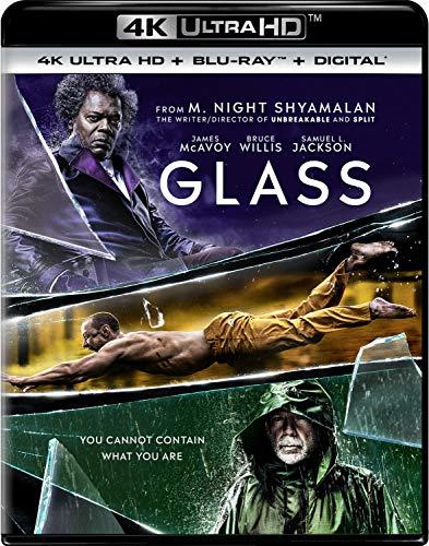 4K Blu-ray : Glass (2019) (2 Discos)