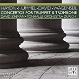 : Conducts Trumpet & Trombone Concertos