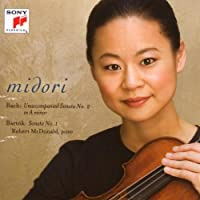 Bach: Sonata No 2 in a Minor / Bartok: Sonata No 1