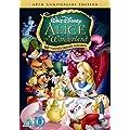 Alice In Wonderland (60th Anniversary Edition) [DVD]