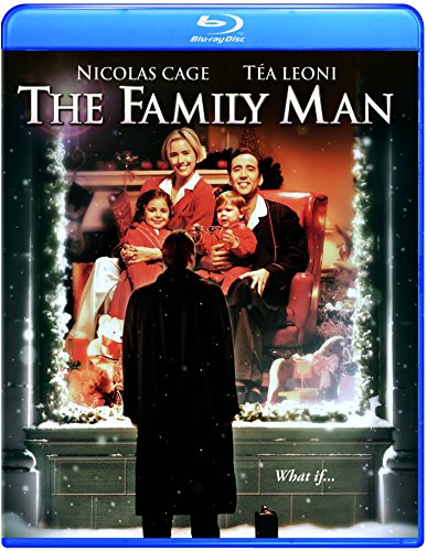 Blu-ray : The Family Man (Snap Case)