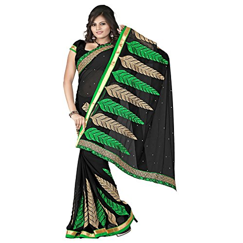 Awesome Chiffon Fabric Saree