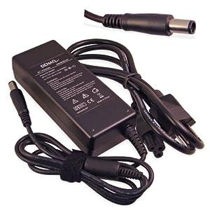DENAQ 90W, 19V, 4.74A, 7.4mm-5.0mm Replacement AC Adapter for HP BUSINESS NOTEBOOK 2210B, 2230S, 2510P, 2710P, 6510B, 6515B, 6530B, 6530S, 6535B, 6710B, 6710S, 6715B, 6715S, 6730B, 6730S, 6735B, 6735S, 6830S, 6910P, NC2400, NC4400, NC6320, NC6400, NW8440, NW9440, NX6310, NX6315, NX6320, NX6325, NX7300, NX7400, NX8420, NX9420; HP ELITEBOOK 2530P, 2730P, 6930P, 8440P, 8530P, 8530W, 8540W; HP Envy 17; HP G42; HP G50; HP G60; HP G61; HP G62; HP G70; HP G72; HP PAVILION DM4-1000 Series, DM4T SERIES, DM4T-1100, DM4T-1200, DV3-4000, DV4, DV4-1000, DV4T, DV4T-1000, DV4Z, DV4Z-1000 SERIES, DV5-1000 Series, DV5-2000 Series, DV5T, DV5Z, DV6-3000 Series, DV6T SERIES, DV6T-2000, DV6T-3000, DV6T-3100, DV6T-3200, DV6T-4000, DV7, DV7-4000 Series, DV7-5001XX, DV7T, DV7T-1000, DV7Z, DV7Z-1000, G50, G5000, G60, G6000, G61, G70, G7000, G71; HP PRESARIO B1210, CQ32, CQ40, CQ42, CQ45, CQ50, CQ62; HP TABLET PC TC4400; Part: DQ-384020-7450